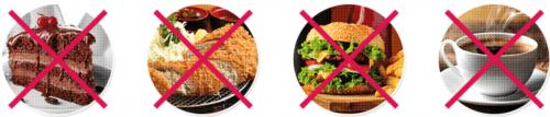 ファスティング先日準備日に食べてはいけない物